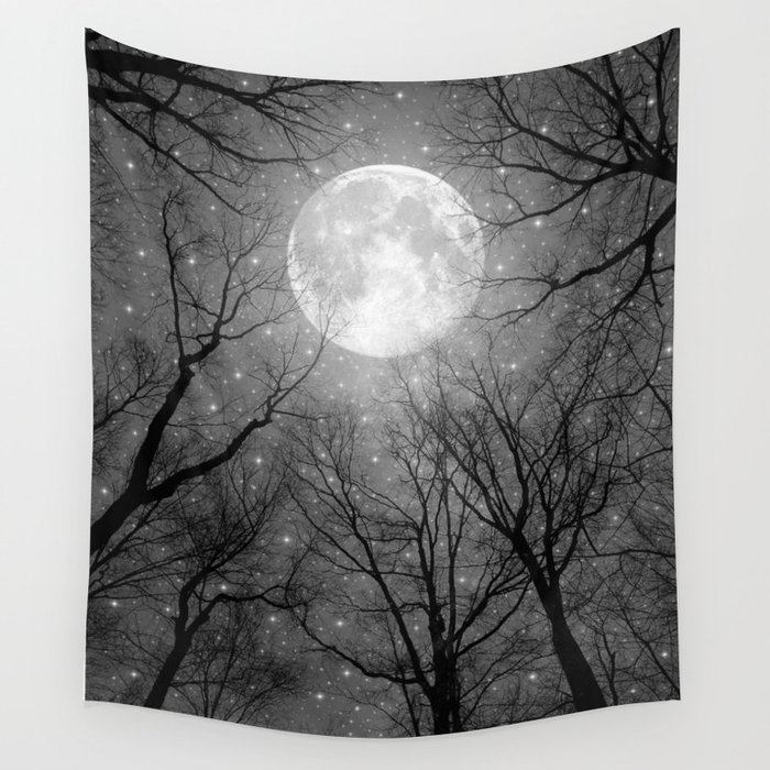 May It Be A Light Wall Tapestry