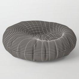 Event Horizon Floor Pillow