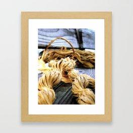 Regatta Framed Art Print