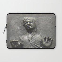 Han Solo Frozen in Carbonite Laptop Sleeve