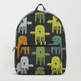 Funny ghosts Backpack