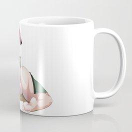 Tsunade Enter me Coffee Mug