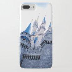 Disney Castle In Color iPhone 7 Plus Slim Case