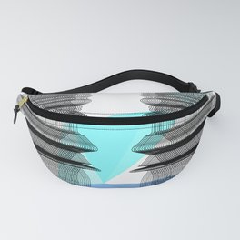 PIPELINE TOWERS Fanny Pack