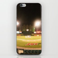 Take me out to the ball game iPhone & iPod Skin