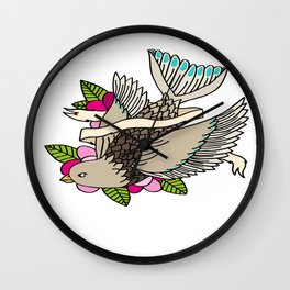 The world is a small place after all. Wall Clock