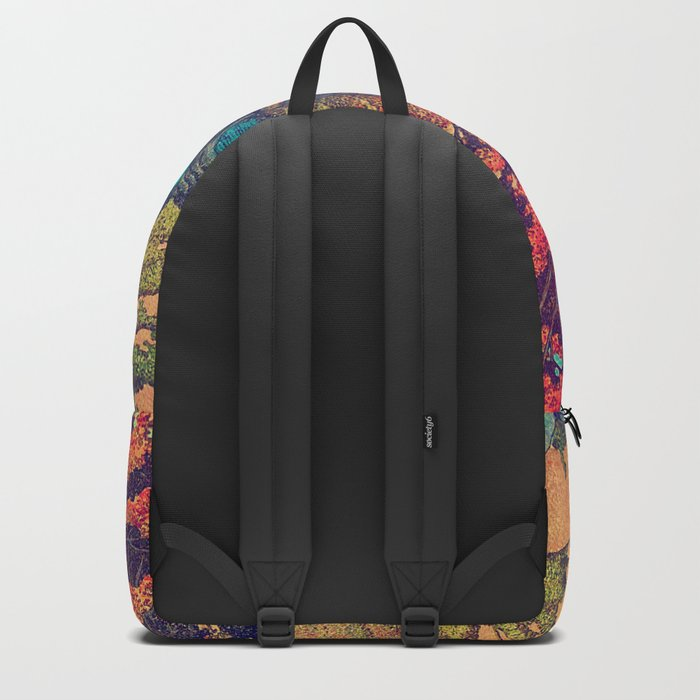 The New Year in Hisseii Backpack
