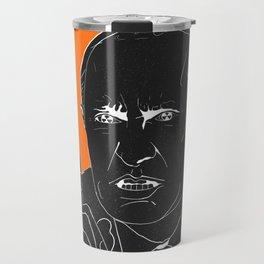 Power Man Putin Travel Mug