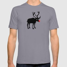 Angry Animals: Rudolph the red nosed Reindeer T-shirt