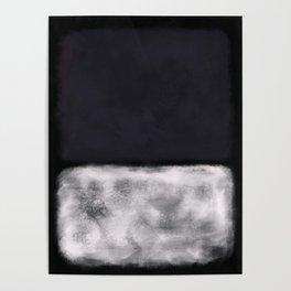 Rothko Inspired #11 Poster