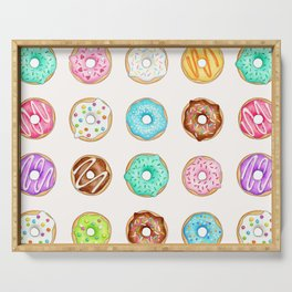 I Donut know what I'd do without you Serving Tray