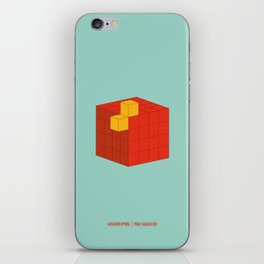 PAUSE – A Fez iPhone Skin
