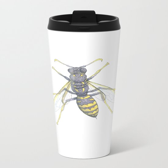 Hornet Metal Travel Mug