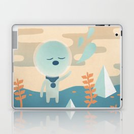 Space Traveler Laptop & iPad Skin
