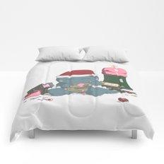 Godzelato! - Series 6: Recycle your city Comforters