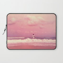 A Dip in the Sea Laptop Sleeve