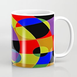 Abstract #95 Gravity Coffee Mug