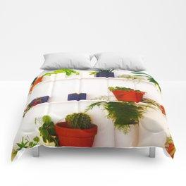 Plant Life Comforters