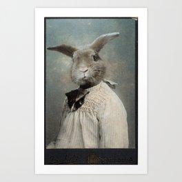 Jeannot Art Print