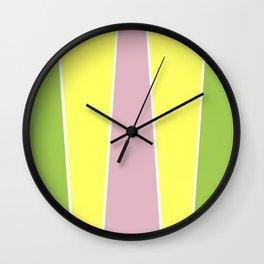 Strawberry Limeade Wall Clock