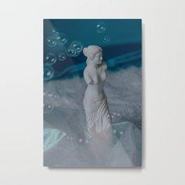 Venus Woman Metal Print