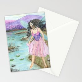 Outside Fairyland Stationery Cards