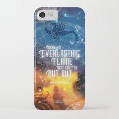 Zodiac - Everlasting Flame Slim Case iPhone 7