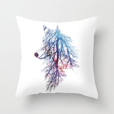 My roots Throw Pillow