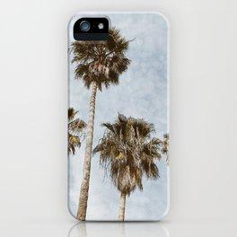 Palm Tunes iPhone Case