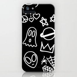 Space Ghost iPhone Case