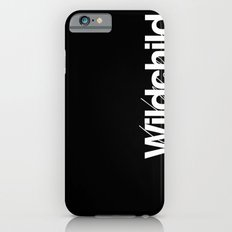 Wildchild_black iPhone 6s Slim Case
