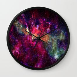 space desire Wall Clock