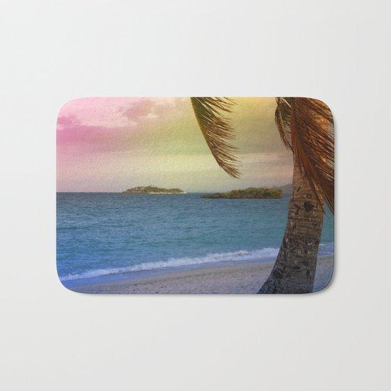 tropical sumer Bath Mat