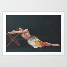 Working Women (1) Art Print
