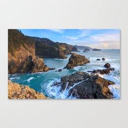 Indian Sands Sunset Canvas Print
