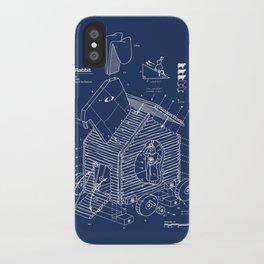 Trojan Rabbit iPhone Case