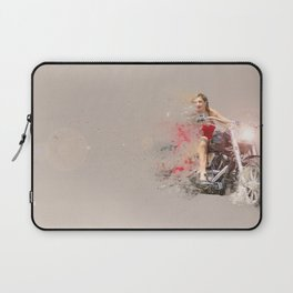 RED RIDER Laptop Sleeve