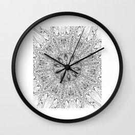 Mandala (1415) Wall Clock
