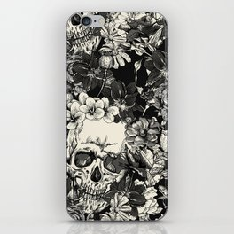 SKULLS HALLOWEEN iPhone Skin