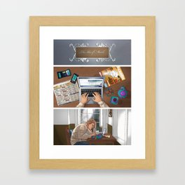 The Ides of March Framed Art Print