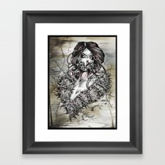 The Sweetest Pain You Ever Felt Framed Art Print