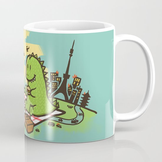 Let's have a break Mug