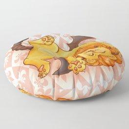 Baby Manticore Floor Pillow