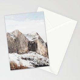 Boho Mountains Stationery Cards