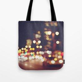 San Francisco Blur Tote Bag