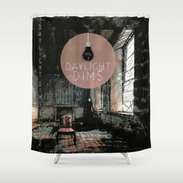 Daylight Dims Vol 2 Cover Shower Curtain