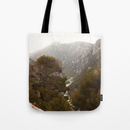Gorges du Verdon, April 18 Tote Bag