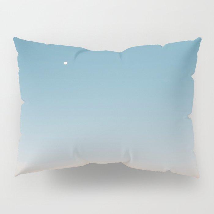 Desert Sky with Harvest Moon Pillow Sham