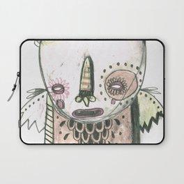 Random Monster Drawing 01 Laptop Sleeve