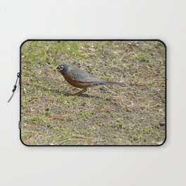 Robin's Breakfast Grub Laptop Sleeve
